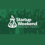 Startup Weekend Logo With Background